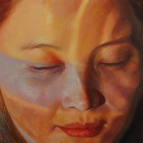 Figural, Portrait, Malerei, Leben