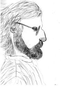 Skizze, Zeichnung, Zeichnungen, Lehrer