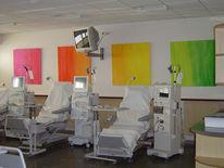 Regenbogen, Kinik, Krankenhaus, Praxis