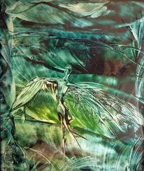 Abstrakt, Malerei, Wesen,