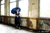 Menschen, Düren, Regen, Aachen