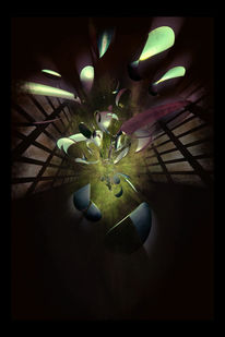 Digital, Abstrakt, Digitale kunst,