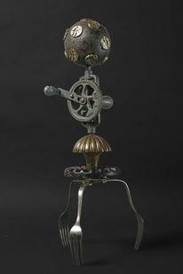 Erfindung, Fluxus, Objekt, Skulptur