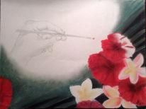 Kunststudium, Bewerbungsmappe, Pinnwand