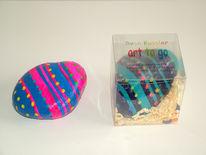 Bunt, Abstrakt, Farben, Skulptur