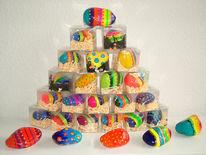 Farben, Skulptur, Freundlich, Marmor