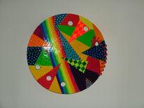 Farben, Obst, Freundlich, Seil