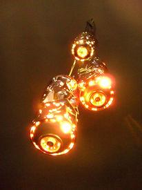 Design, Lampe, Licht, Atelier