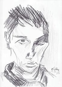 Zeichnungen, Böse