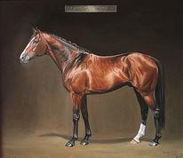 Pferde, Pferdemaler, Pferdemalerei, Pferdeportraits