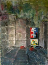 Verdrehen, Plakativ, Welt, Malerei