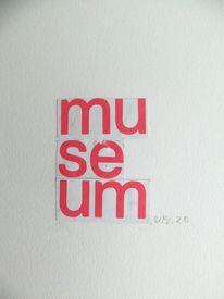 Buchstaben, Rot, Weiß, Illustrationen