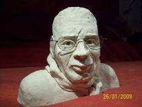 Keramik, Kunsthandwerk, Büste, Kopf