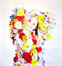 Farben, Antideterministisch, Portrait, Bunt