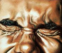 Bunt, Ölmalerei, Klassisch, Augen