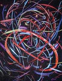 Denken, Universum, Stern, Abstrakt