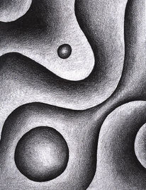 Zeichnungen, Abstrakt, Intuition