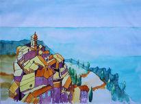 Provence, Küste, Riviera, Mittelmeer