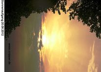 Sonnenaufgang, Himmel, Wolken, Wolkenschön