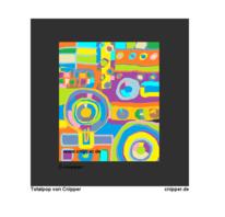 Bunt, Farben, Totalpop, Atelier
