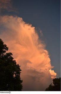 Himmel, Blau, Wolken, Fotografie