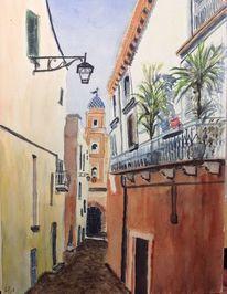 Conversano, Apulien, San benedetto, Italien