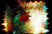 Metall, Glas, Nass, Licht