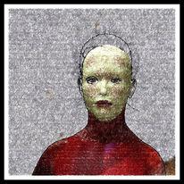 Gespräch, Mimik, Menschen, Figur