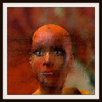 Gespräch, Mimik, Figur, Muster