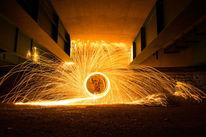 Feuerring, Licht und dunkelheit, Dynamik, Fotografie