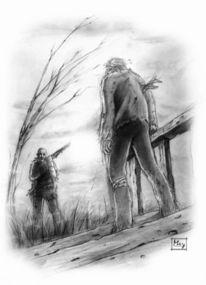 Horror, Dissieux, Graues land, Kapitel
