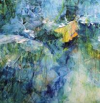 Abstrakt, Malen nach gehör, Malerei, Lernen