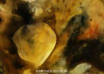 Bienenwachs, Ocker, Pigmente, Malerei