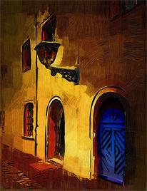 Digitale kunst, Tür