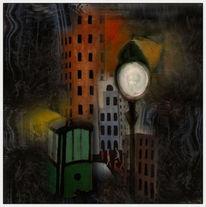 Digitale kunst, Surreal, Beleuchtung