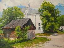 Kazimierz, Dolny, Kirche, Sommer