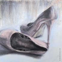 Stiefel, Akt, Schwangerschaft, Schuhe
