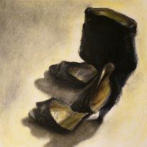 High heels, Schuhe, Frau, Pumps