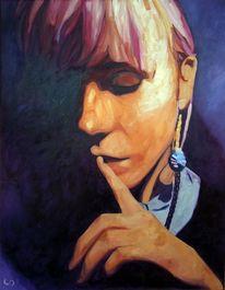 Frau, Teenager, Jugend, Portrait