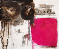 Abstrakt, Wohnung, Malerei, Architektur