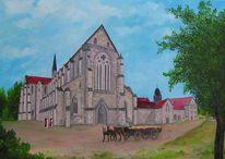 Kloster walkenried kirche, Malerei, Kloster