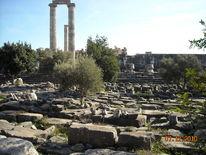 Griechenland, Türkei2010, Didyma, Fotografie