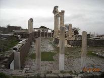Griechenland, Pergamon, Fotografie, Türkei