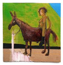 Pferdefrau, Glück, Juli zeh, Zeichnungen