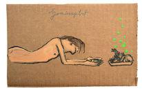 Gemüse, Gebet, Zeichnungen