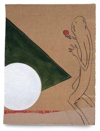 Schläger, Tischtennis, Platte, Ball
