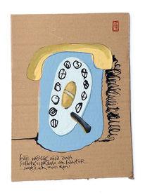 Rede, Anruf, Haiku, Telefon