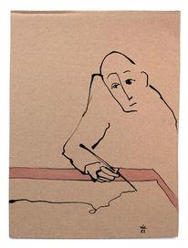 Strich, Linie, Mann, Zeichnungen