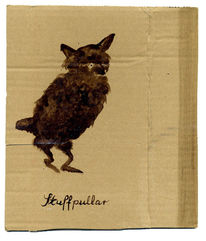Krafttier, Lethargie, Beschreibung, Tierheim