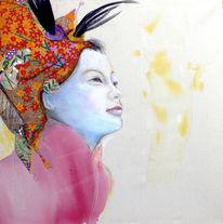 Fliegen, 2011, Geist, Leichtigkeit